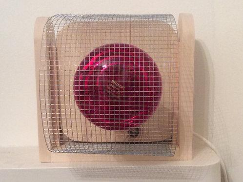 Near Infrared Single Lamp Heating Unit