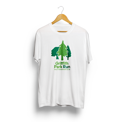 Griffith Park Run Short Sleeve Tee
