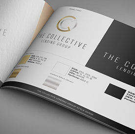 The Collective Lending Group Style Guide