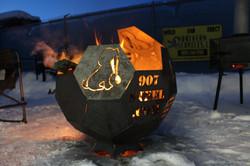 Custom Fire Ball