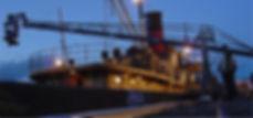 Cranes. GF8 and GF8 Xtn KingKong Boat pi