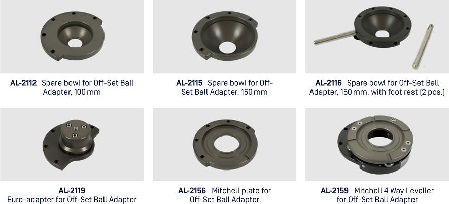Accessories. Spare Bowl for Off Set Ball