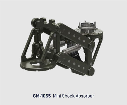 Suspension Rigs. Mini Shock Absorber Her