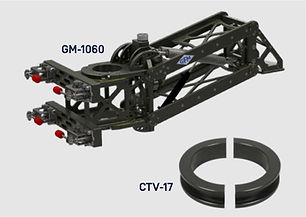 Suspension Rigs. Maxi Shock Absorber Her