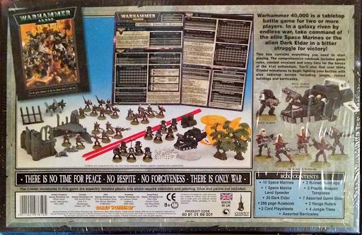 Warhammer 3rd Edition Starter Set