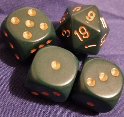 What's With All These Dice?