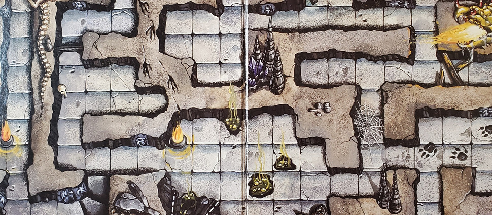 A Primer on Dungeon Crawling