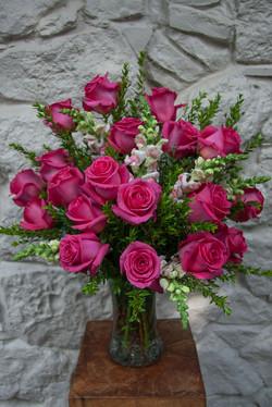 Large Rose Arrangement