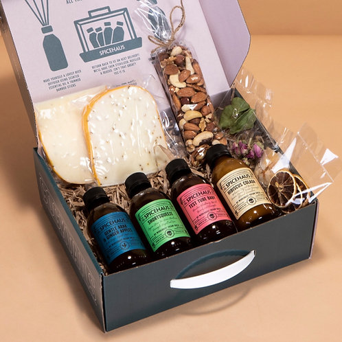 SHAVUOT COCKTAILS & CHEESE BOX