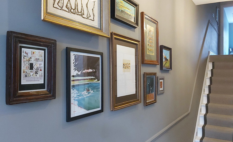 Hannah Redden Interiors, Bristol Art & P