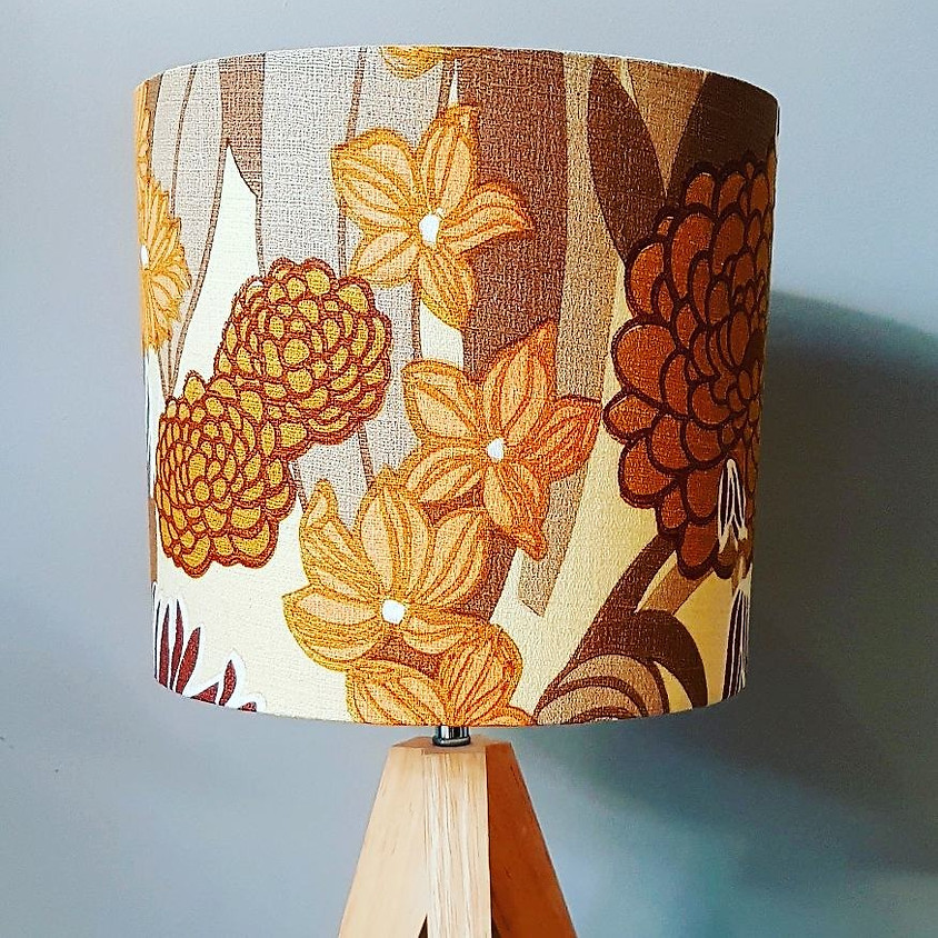 ** SOLD OUT ** SMALL & MEDIUM LAMPSHADE Workshop