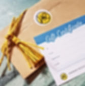 Hannah Redden - Gift Certificate with ta