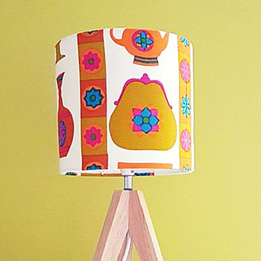 ** SOLD OUT ** SMALL LAMPSHADE Workshop