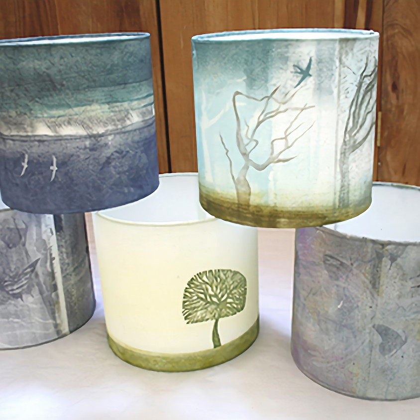 PRINT Your own Lampshade