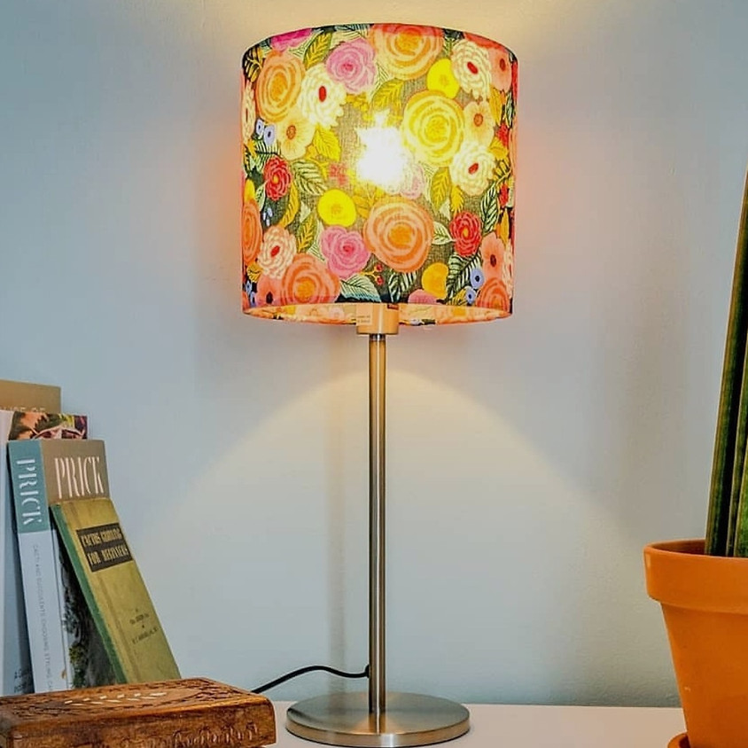 SMALL LAMPSHADE Workshop