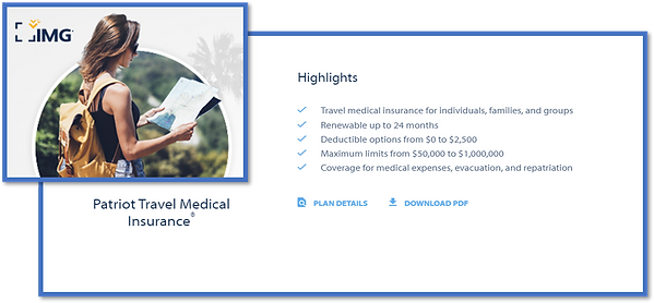 Patriot Travel Medical Insurance.png