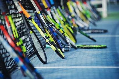 Raquetes e Net