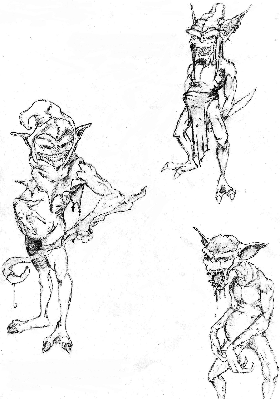 monstersbydesign sketchbook