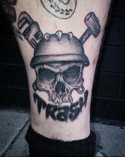 Oilfield Tattoo