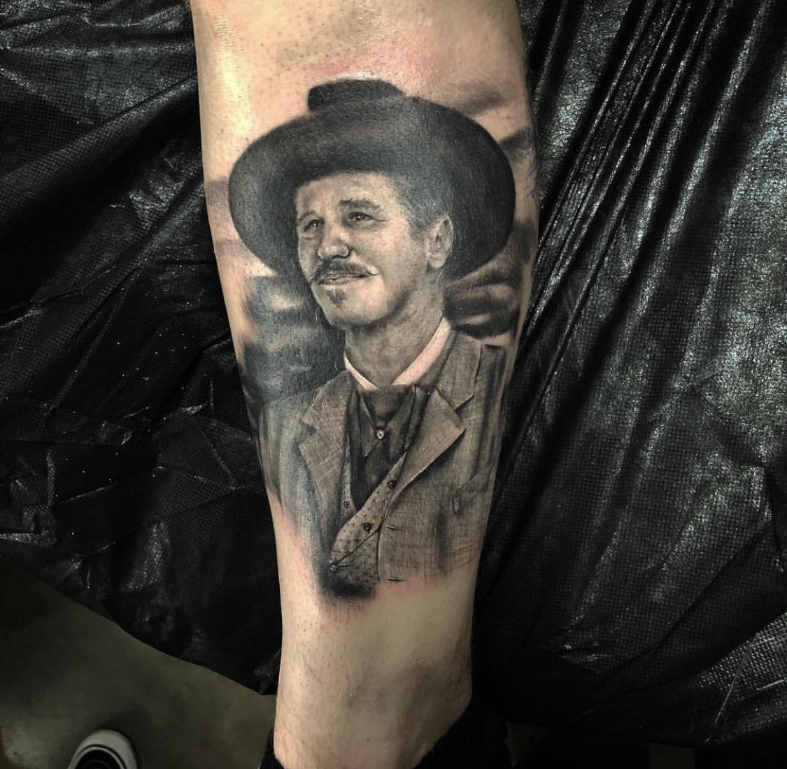 Western Tattoo