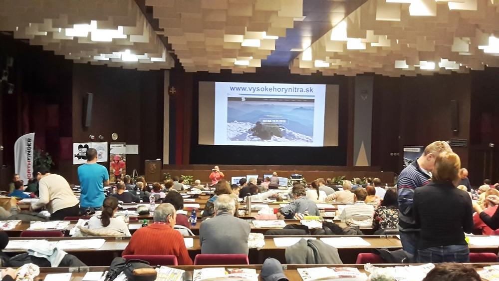 vysoké hory Nitra 2016