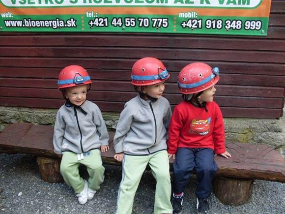 detskí jaskyniari