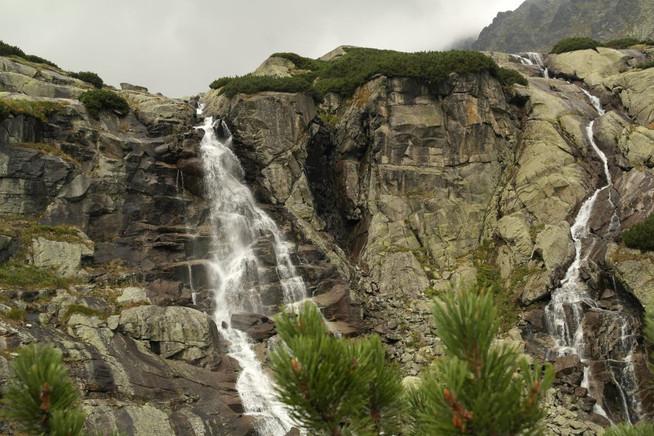 Výstup na Vodopád Skok – 8 dôkazov toho, že je to túra úplne odlišná od ostatných