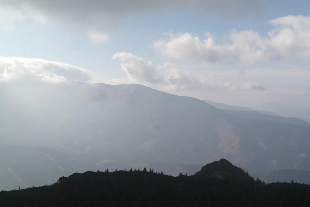 Hlavný hrebeň Nízkych Tatier