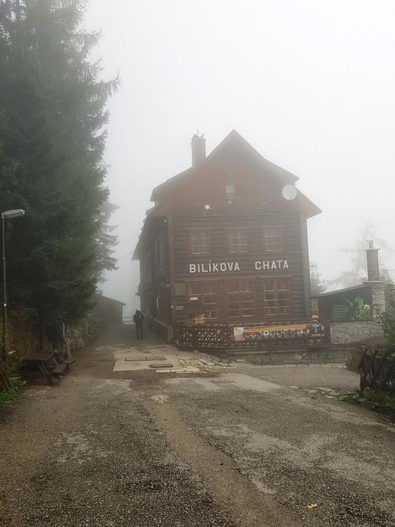 Bílikova chata