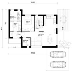 Haus Classic 122 EG