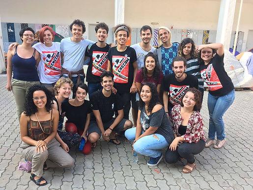 Alunos de jornalismo da UFRR tem participação pioneira no ENECOM