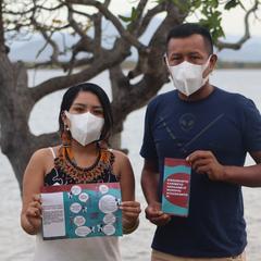 Jornalistas indígenas produzem informativos sobre a covid-19 e vacinação para combater Fake News