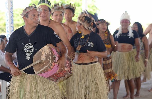 Comunidade indígena Truarú promove evento em alusão ao dia do índio
