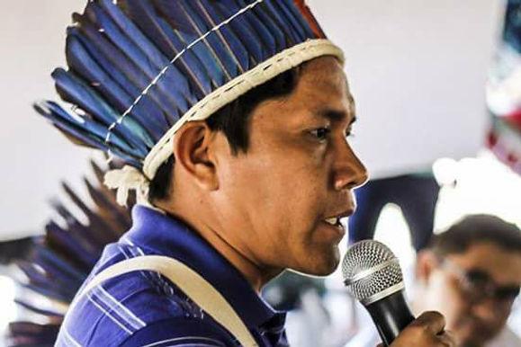 Politica partidária nas comunidades indígenas