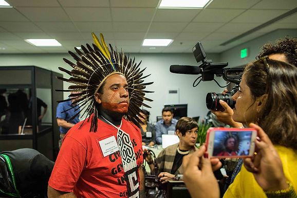 Roraima é o estado com maior número de candidaturas na plataforma Campanha Indígena da APIB