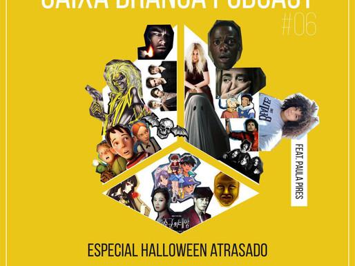 AMACAST   Caixa Branca lança especial de Halloween fora de época