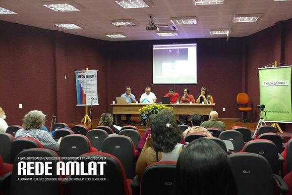 Estudantes de Comunicação da UFRR participam de II Encontro Estudantil da REDE AMLAT em Posadas na A