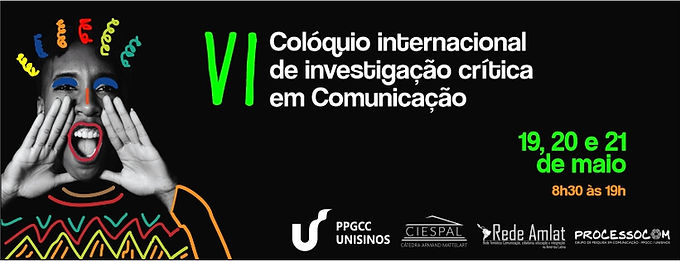 Pesquisadores do Amazoom participam de VI Colóquio Internacional de Investigação em Comunicação