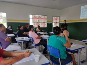 Agentes de saúde de Caracaraí recebem capacitação no combate à dengue