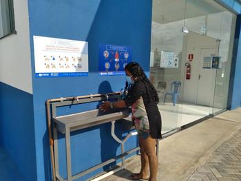 Covid-19 em Pauta: OIM instala estações de lavagem de mãos em comunidades indígenas e rurais de RR