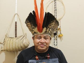 Coordenador do CIR participa de aula sobre Movimento Indígena no Mestrado em Comunicação da UFRR
