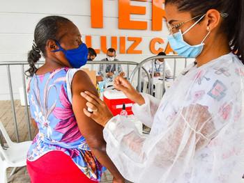 Covid-19 em Pauta: vacinação de idosos a partir de 65 anos inicia neste sábado em Boa Vista
