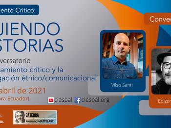 Etnocomunicação é tema de palestra ministrada por coordenador do Amazoom em evento internacional