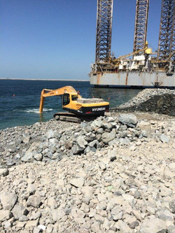 DREDGING AND EXCAVATION