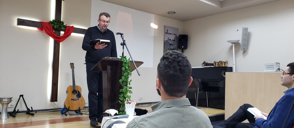 THE WORK OF REFORMATION IN ALBANIA
