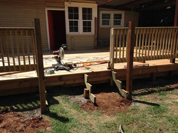 deck stair forms