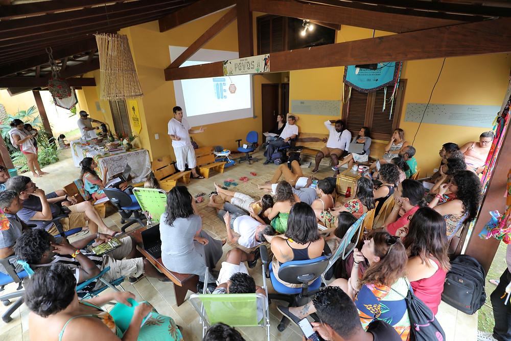 Planejamento anual do Observatório de Territórios Sustentáveis e Saudáveis da Bocaina