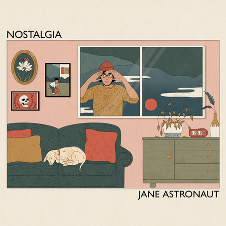 "Jane Astronaut Embraces Vulnerability and Introspection in His Latest Album, ""Nostalgia"""