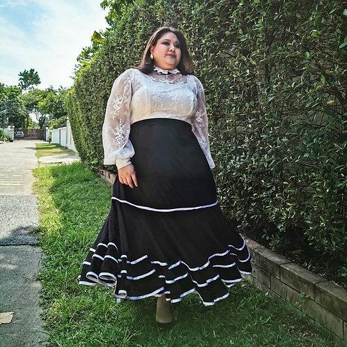 Spanish Long Skirt