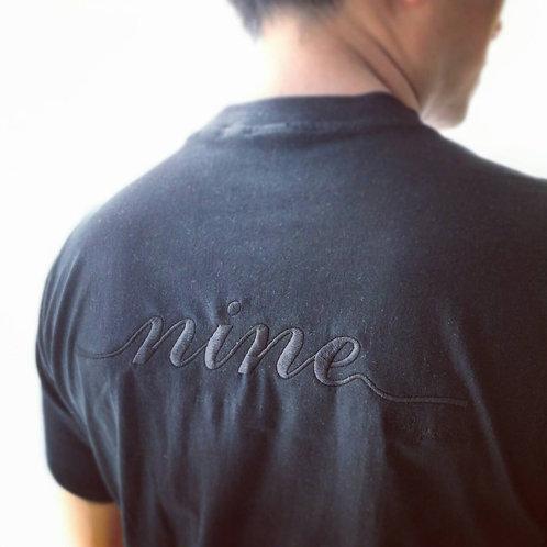 No. 9 Black Shirt